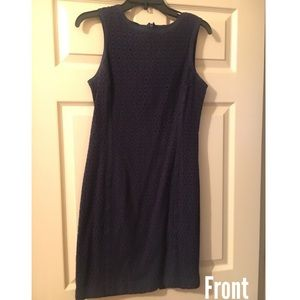 Talbots fitted dress